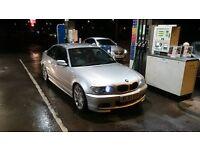 BMW E46 330ci Facelift 6 Speed Manual