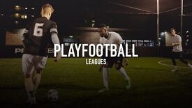 PlayFootball 5-a-side Football Leagues at William Tyndale Primary School in Islington