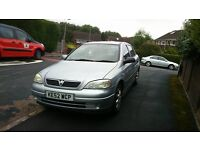 Vauxhall Astra 1.6 - Long MOT - great car for the money - new vehicle forces sale