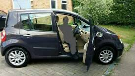 Renault Modus 2004 Brown for parts