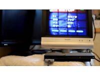 Slim Sony Charcoal Black Console PlayStation 2