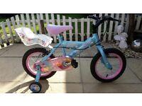Silverfox Sweetie Girls Bicycle