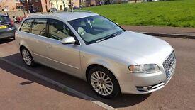 Audi A4 Avant 2.0 TFSi 197bhp