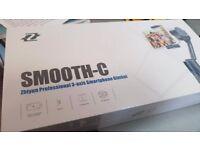 Zhiyun Smmoth-C 3-axis Smartphone gimbal (new)