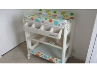 Cosatto Baby Changing Unit with Bath.