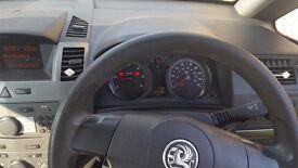 Vauxhall Zafira 1.9 Cdti 2007