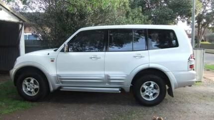 2002 Mitsubishi Pajero SUV Elizabeth South Playford Area Preview
