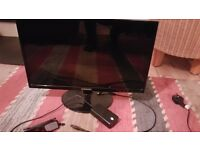 Samsung S23A700D 120 Hz 3D Monitor with 3D Glasses