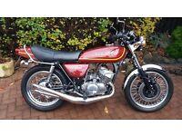 CLASSIC 1976 KAWASAKI KH500