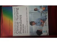 The Royal Marsden Hospital Manual of Clinical Nursing Procedures - student edition, NMC recommended