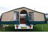 trigano randger folding camper