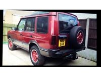 Land rover discovery 300tdi auto needs work