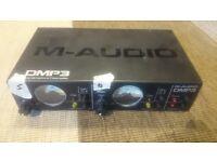 M-Audio DMP3 pre-amp, 3 available
