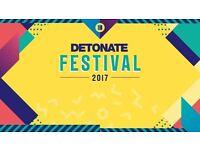 Detonate Festival Ticket 2017
