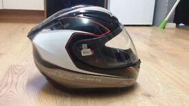 MT revenge helmet size medium