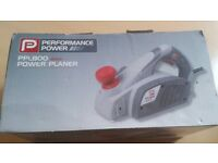 performance power planer