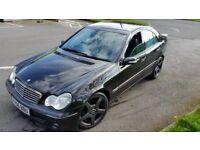 2006 Mercedes Benz C200 CDI SE Avantgarde auto PX welcome