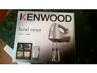 Hand mixer, very good condition