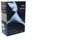 Fifty Shades Boxed Set: Fifty Shades of Grey, Shades, Darker