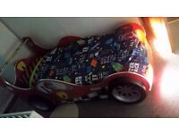 Children Race Car Bed
