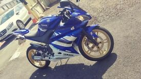 Yamaha YZF R125 RACE REPLICA