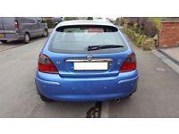Blue Rover 25 2004 52k Low Mileage 1.4L 3DR £750