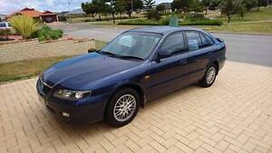 2002 Mazda 626 Hatch-Great condition and low kms, urgent! Halls Head Mandurah Area Preview