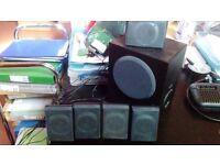 Inspire Creative Surround Sound Speakers