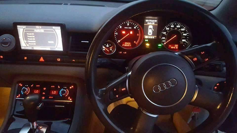 Car for sale Audi A8
