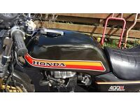 Honda CB400T Superdream