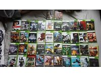 Xbox 360 games (and 4 PS3 games)
