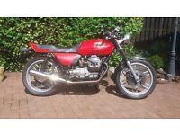 1981 MOTO GUZZI MONZA V50