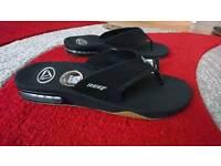 New reef flipflops flip flops 10 men men's shoes sandal beach