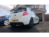 RENAULTSPORT CLIO 197 RS CUP 2.0L IMMACULATE UNMODIFIED WHITE HOT HATCH
