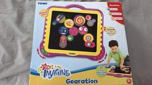 Tomy generation building magnetic board