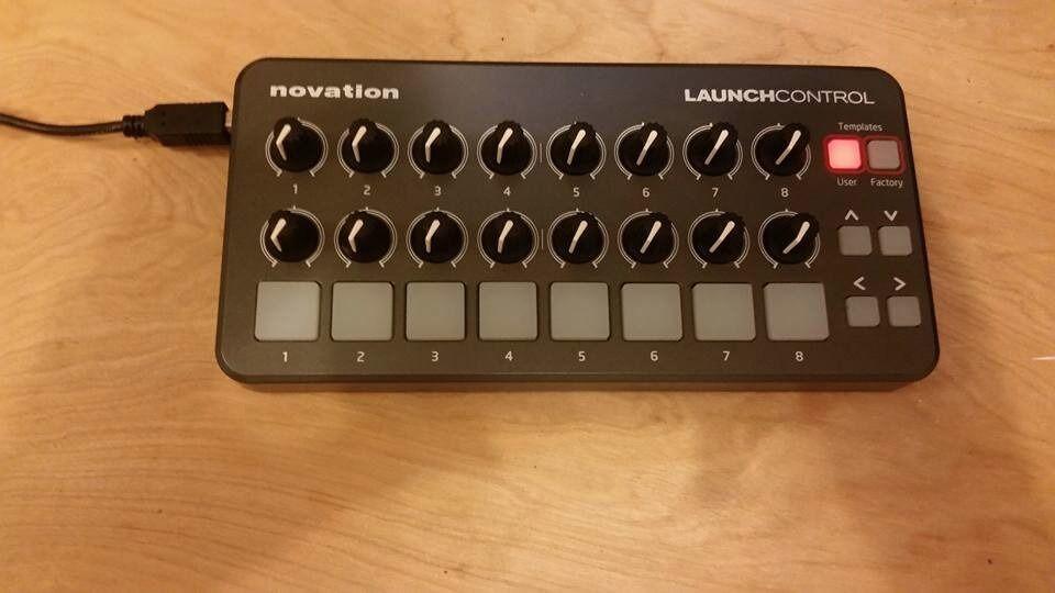 Novation Launch Control - £40