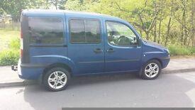 """Fiat alloy wheels 15"""" with free tyres (doblo,punto )"""