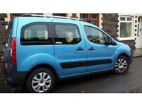 2011 CITROEN BERLINGO MSPACE 1.6HDi WHEELCHAIR ADAPTED FOR DISABLED USE XTR 5 dr.