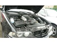 BMW M62 535i V8 COMPLETE ENGINE E30 E36 E34 PROJECT for sale  Edmonton, London