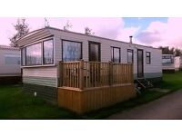 Comfy Caravan hire, SEA VIEW Trimingham NORTH Norfolk Coast near Cromer/Broads