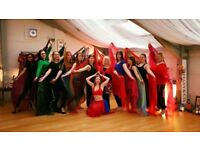 Bellydancing Classes