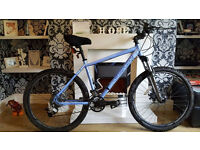 unisex adult carerra vulcan mountain bike