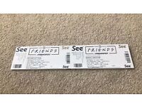 2 Friends fest tickets tonight 7:30pm