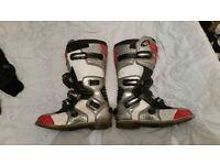 Size 11 Motorbike boots
