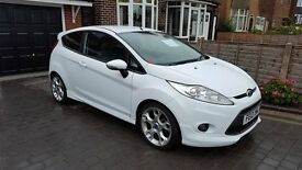 Ford Fiesta Zetec S 1.6 Petrol 5 Speed Manual