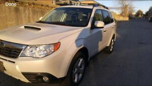 2010 Subaru Forester XT Limited Turbo