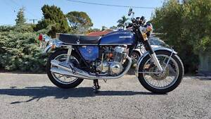 Honda CB 750 K2 Kingborough Area Preview