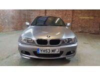 2003 BMW E46 318ci Coupe M sport