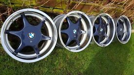 "16's Genuine classic wheels alloys""MIGLIA "" 5x120 all width J8,5/J9,5 BMW models."