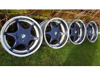 "16's Genuine classic wheels alloys""MIGLIA "" 5x120 all width J8,5/J9,5 BMW models."